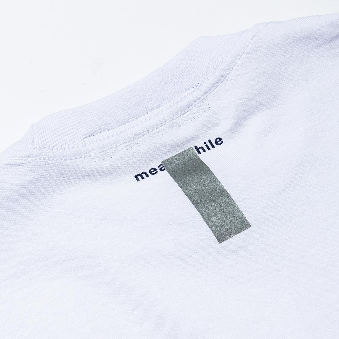 Hidden Print L/S Tee×Ray Masaki