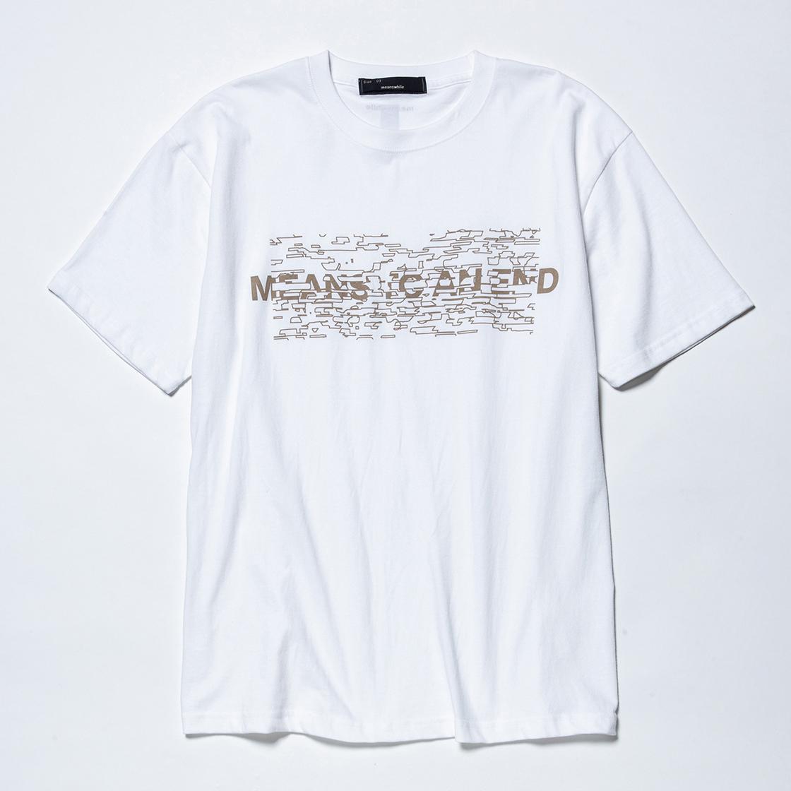 Hidden Print Tee×Ray Masaki