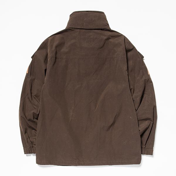 Wax Coat Uniform JKT/L4 Olive