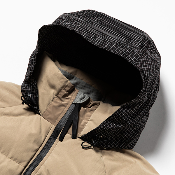 Peach Cloth Down JKT/L7
