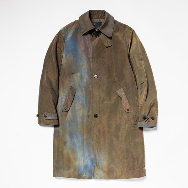 """Dyed Camo """"Tombi"""" Coat/L4"""