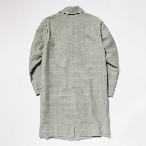 Tech Wool Dobble Coat/L6