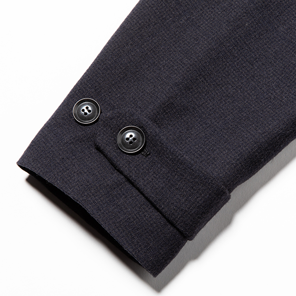 Tech Wool Dobble Coat/L6 Navy