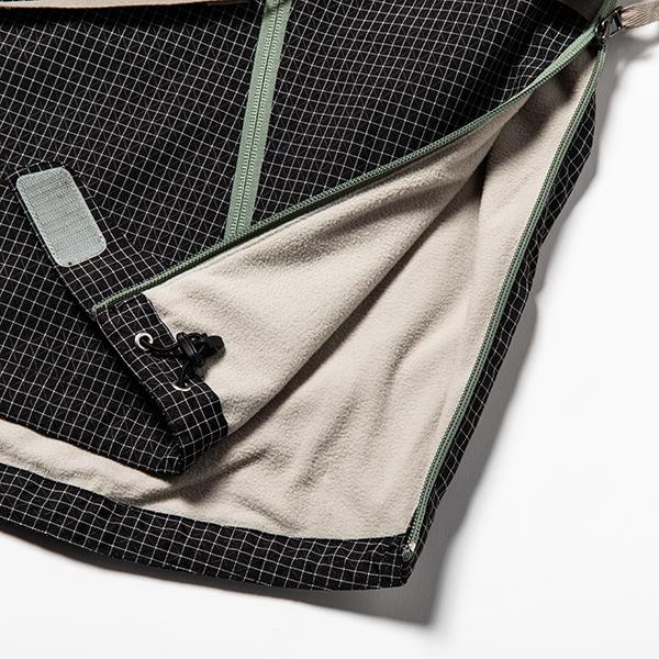 Tech Wool Packable Smock/L3