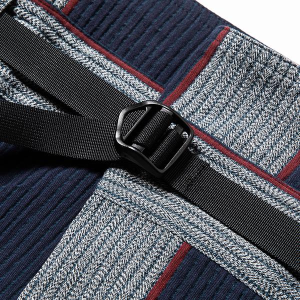 Pique Stripe Wrap PT