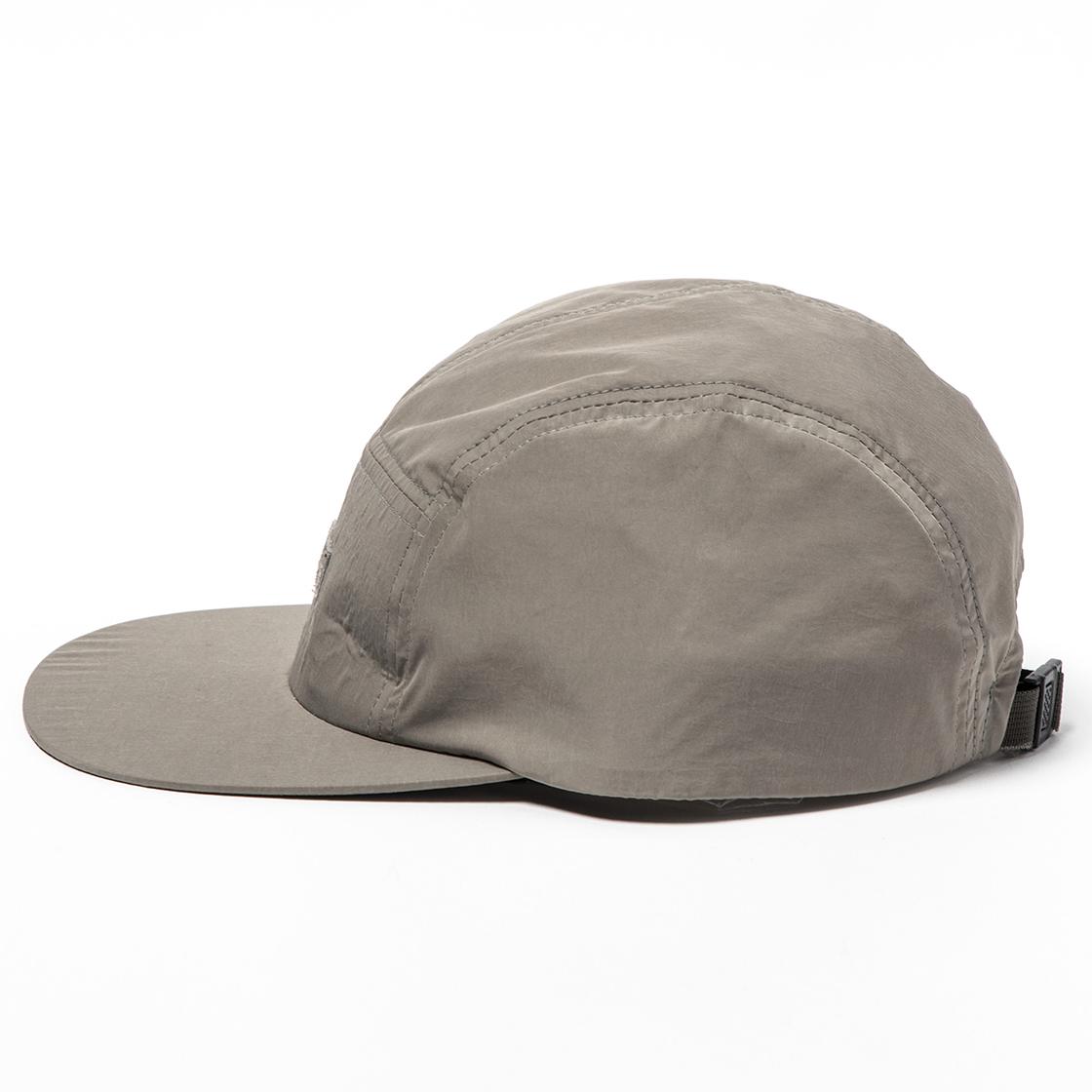 Nylon Jet Cap Grey