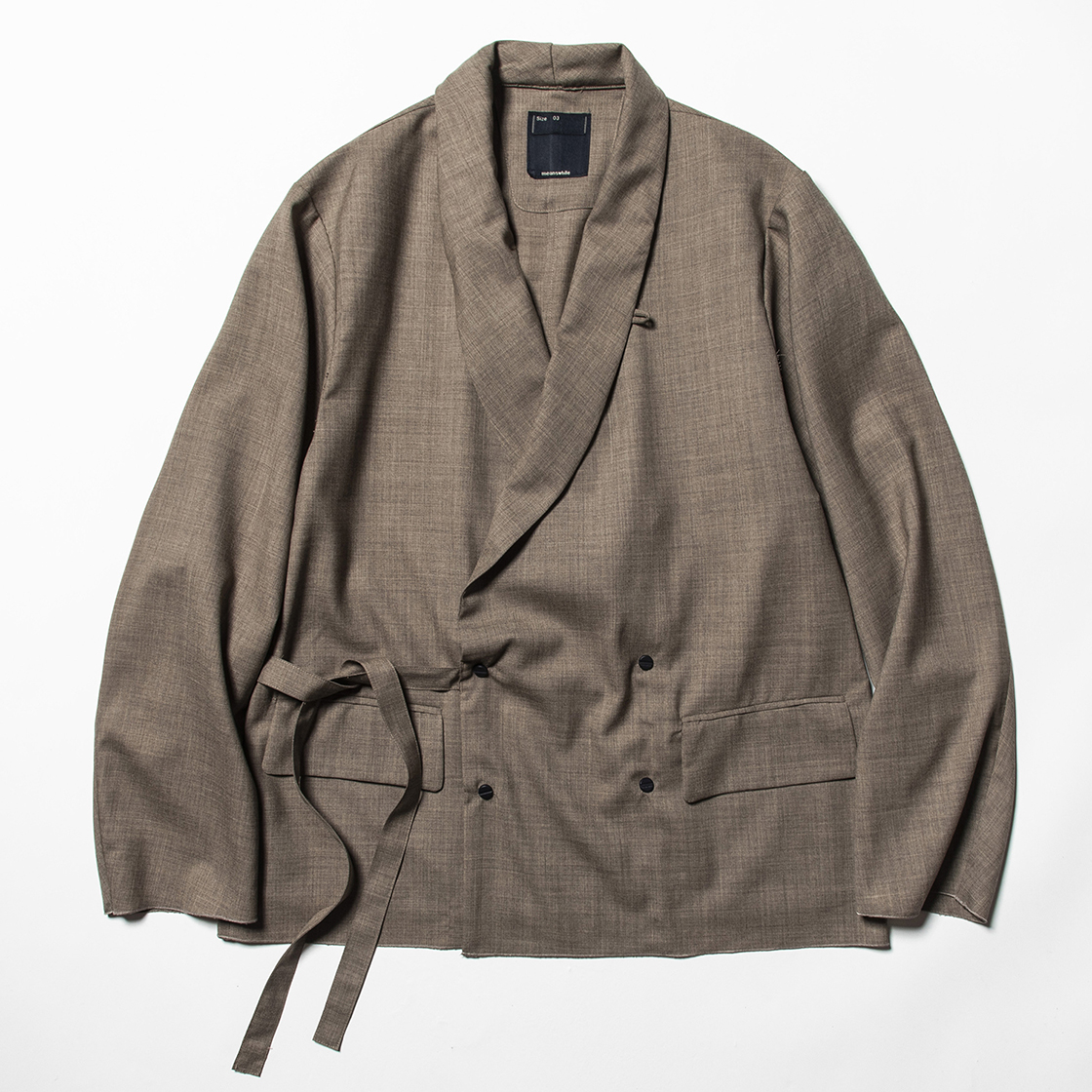 """Working Outfit """"SAMUE"""" Brown"""