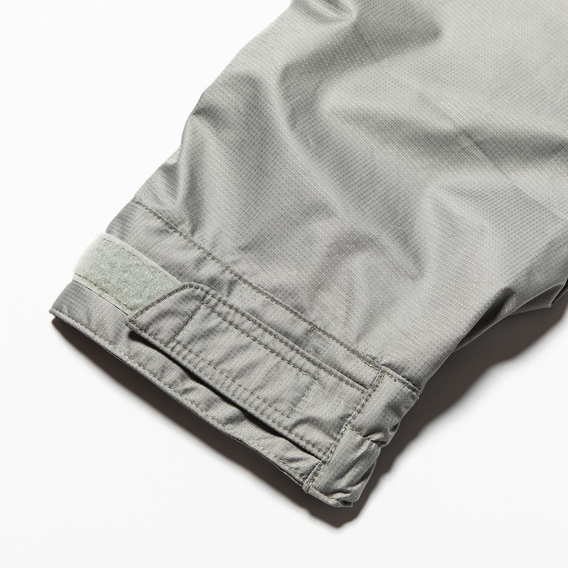 3 Layer Anorak OP Grey