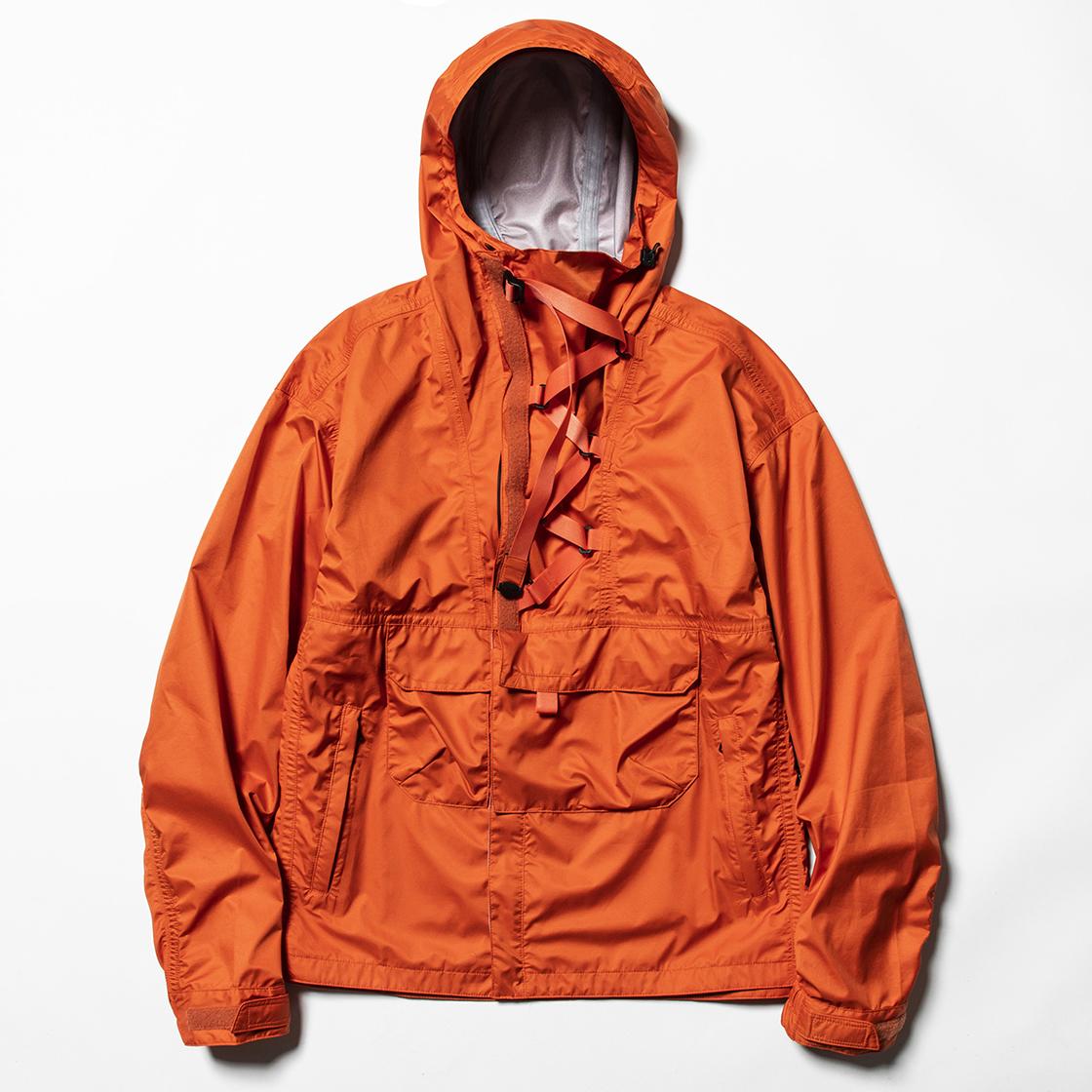 3 Layer Anorak OP Orange
