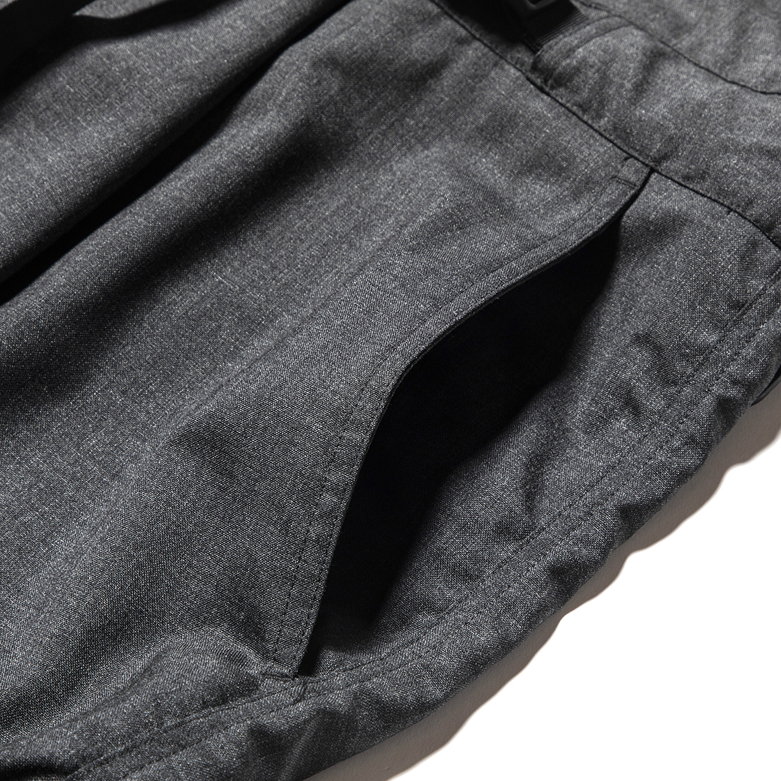 Wool Wrap PT Charcoal