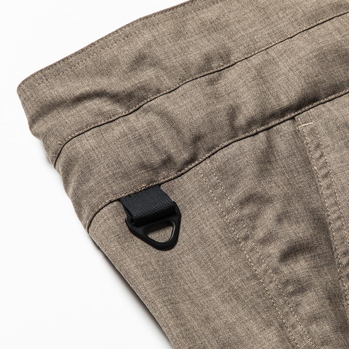 Wool Wrap PT Brown