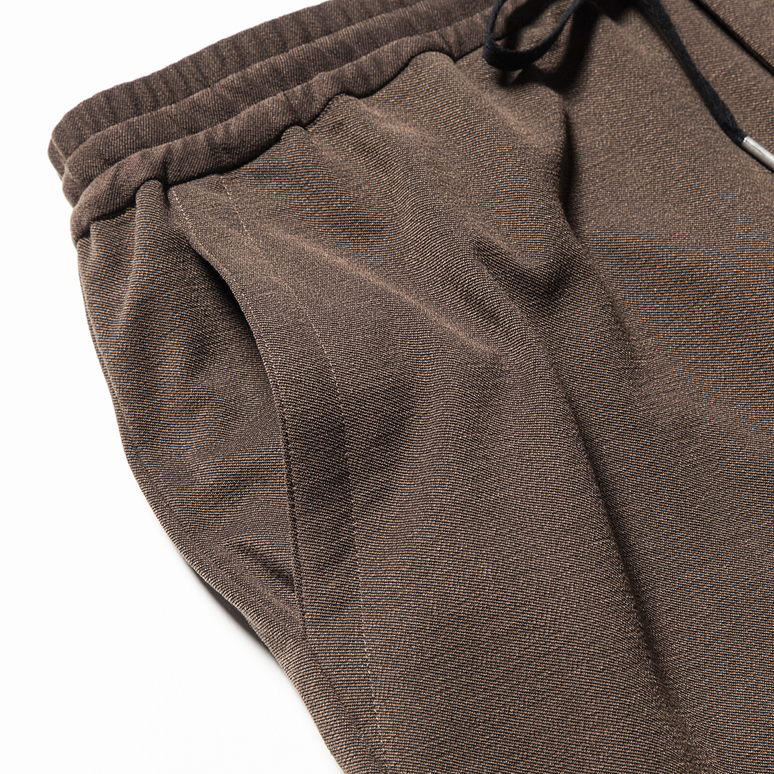 Twill Jersey Easy PT Brown