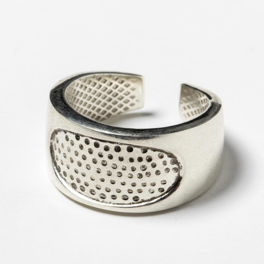 Thimbles Ring Silver