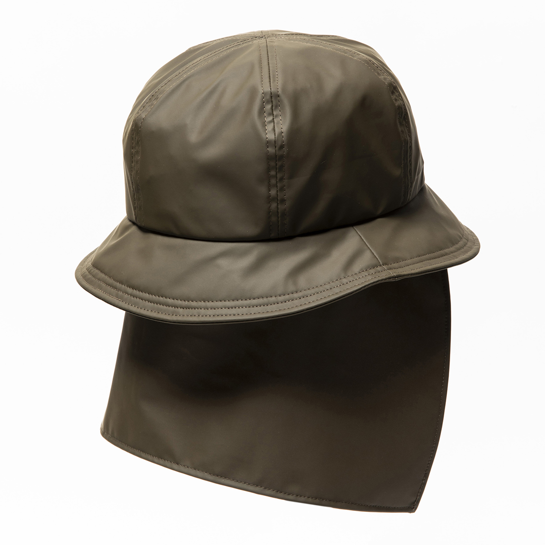 Rubber Cloth Shade Cover Brown
