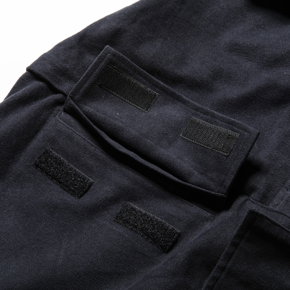 Dress Flannel M51 Navy