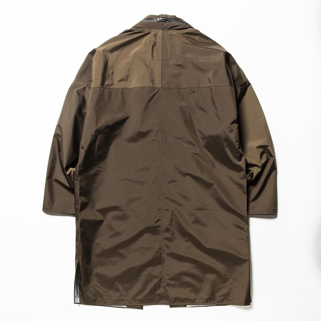 3 Layer Detachable Anorak Coat×FDMTL Khaki