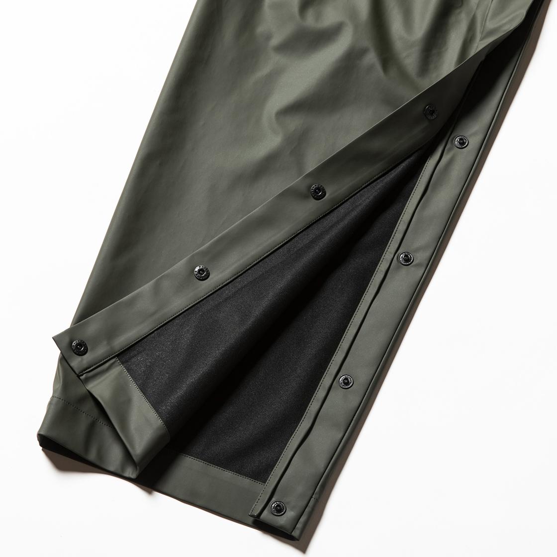 Rubber Cloth Popper PT Coal
