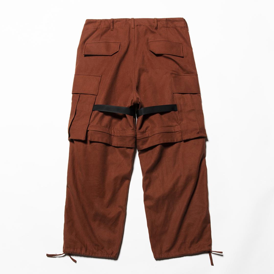 Dress Flannel M51 Cargo PT Brown