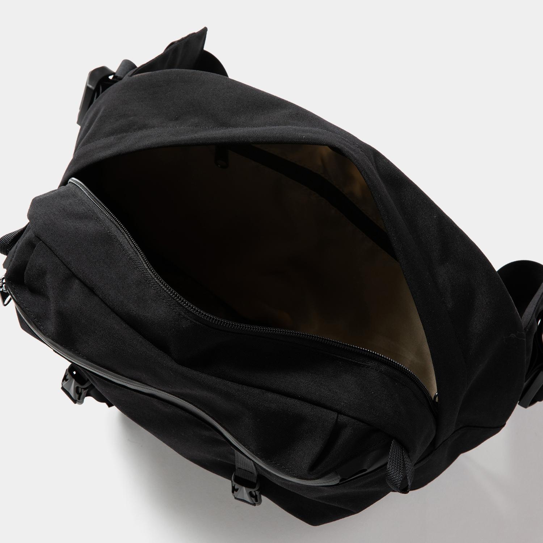 "CORDURA Nylon ""Retrofitted"" /  Off Black"