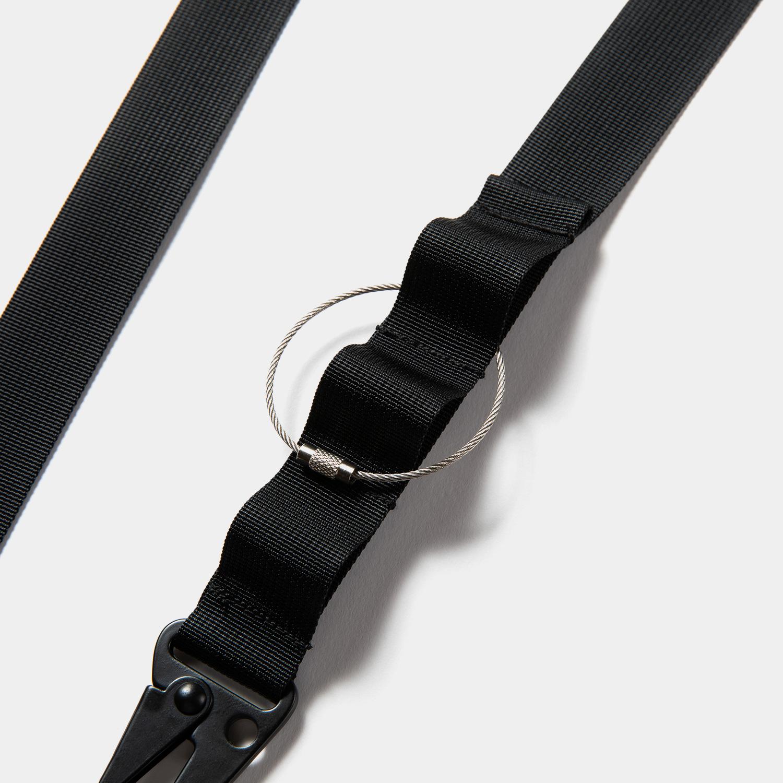 Utility Shoulder Strap / Off Black