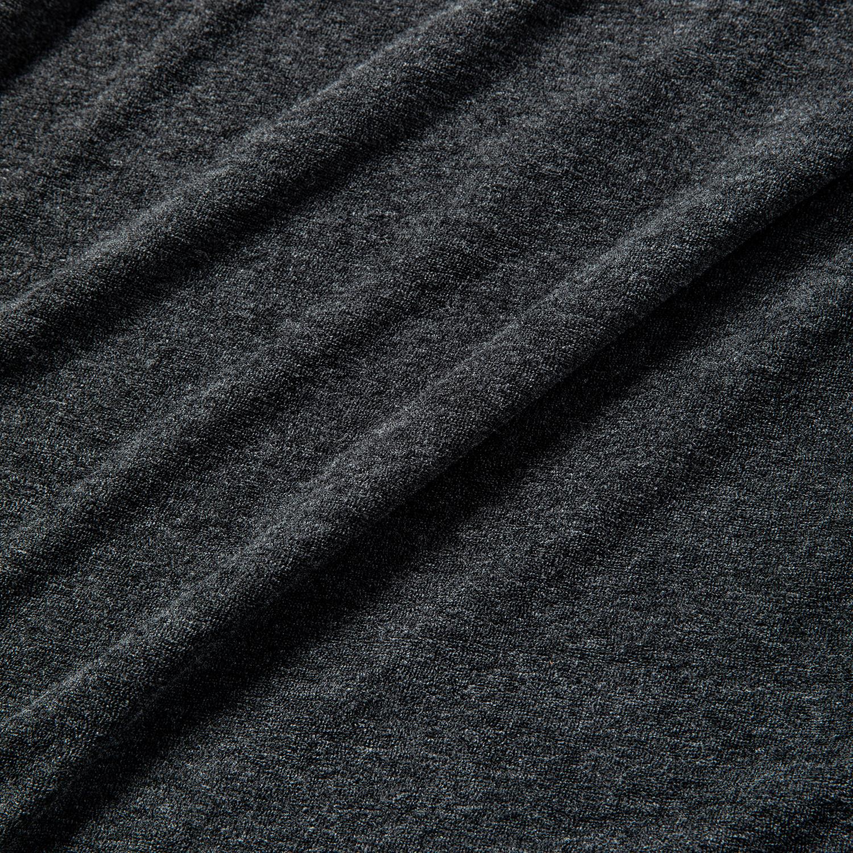 Pile S/S Tee / Charcoal