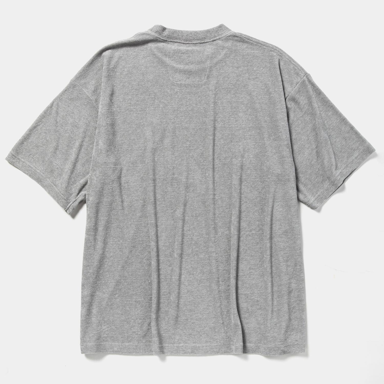 Pile S/S Tee / Grey