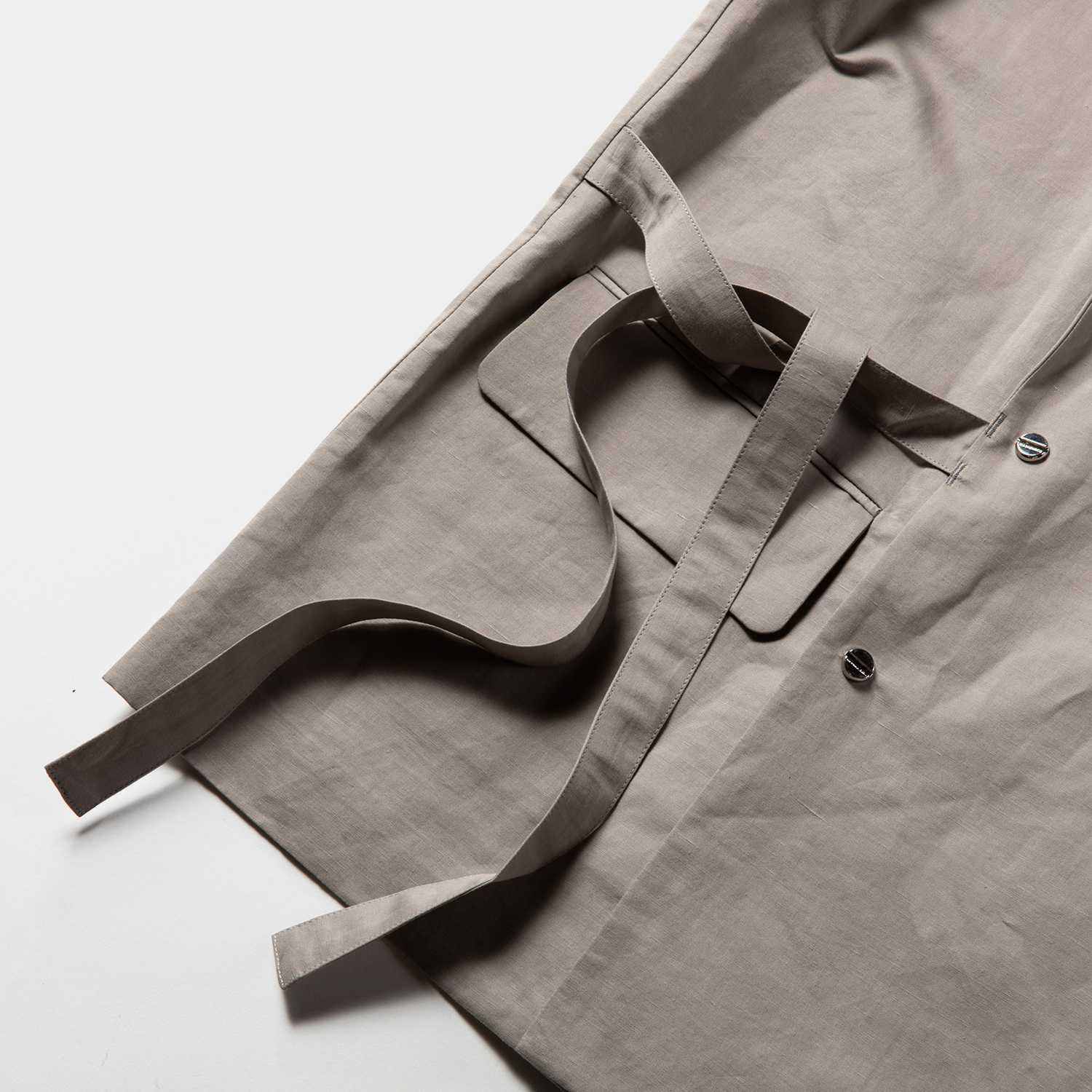 "Duality Cloth Working Outfit ""SAMUE"" / Grey"