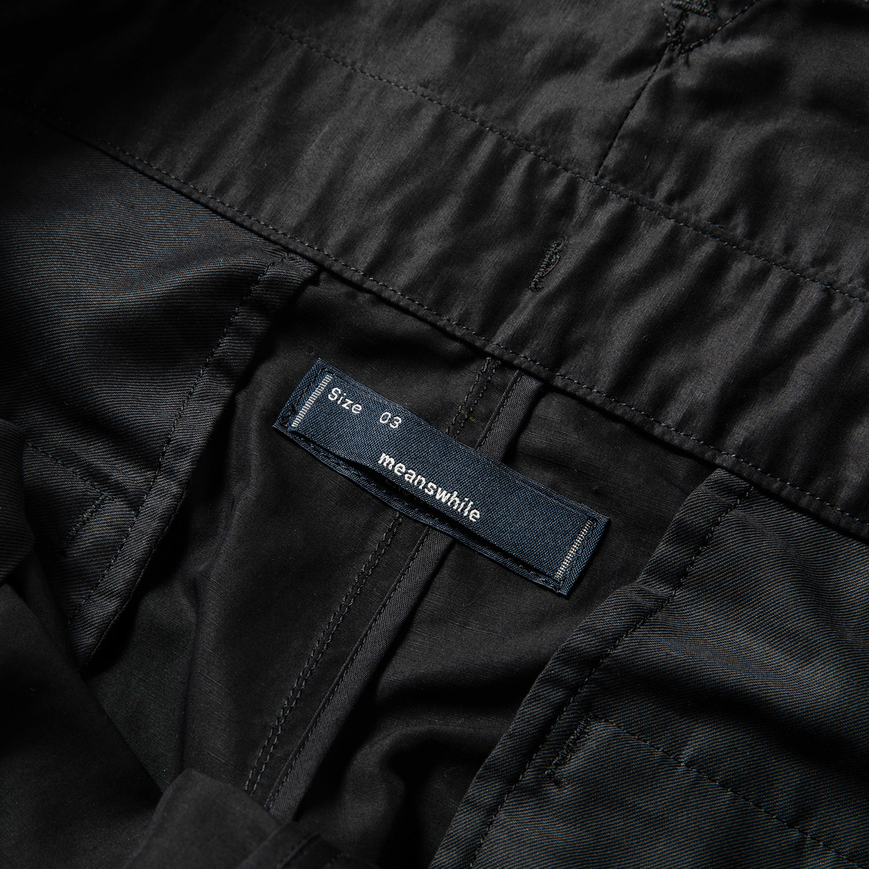 Trinity Cloth Wrap PT / Off Black