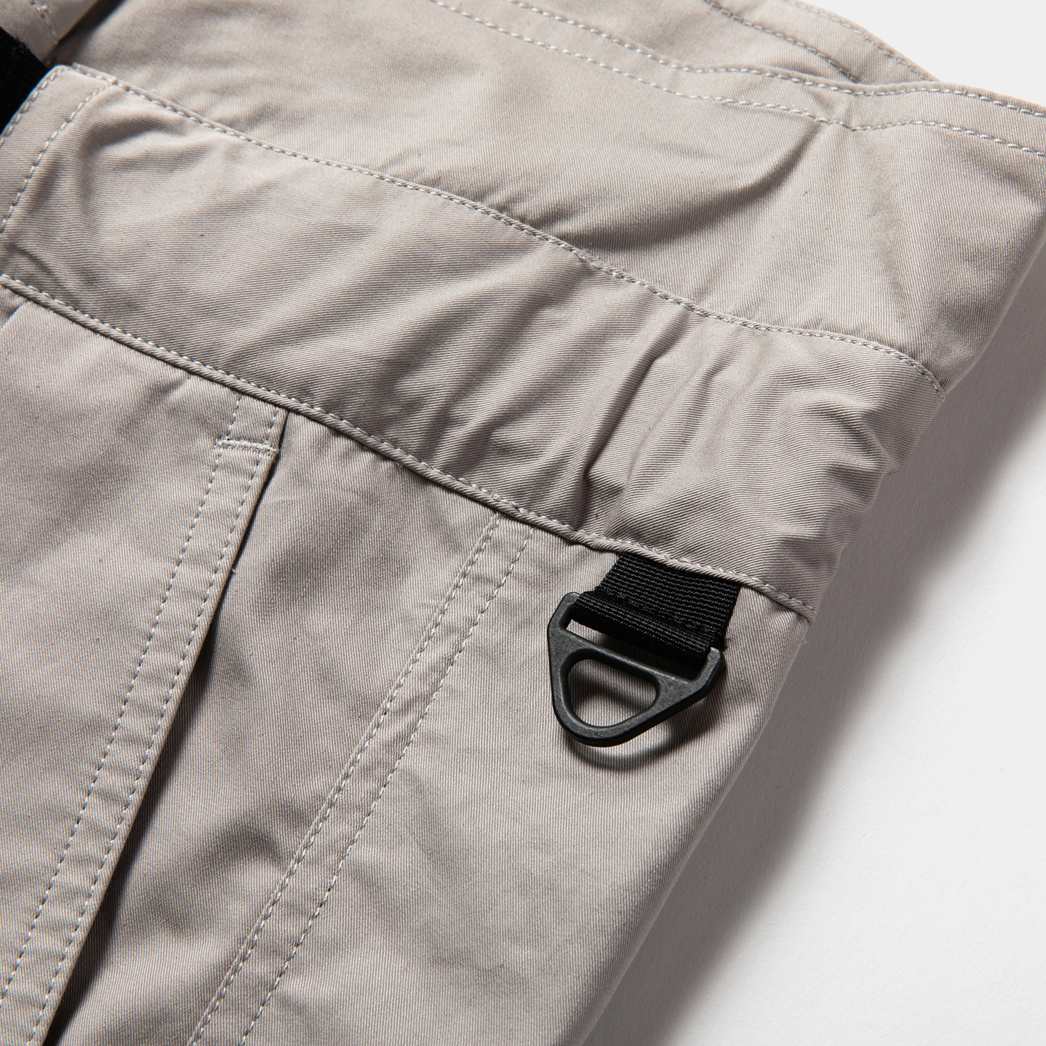 High Density Gabardine Wrap PT / Grey