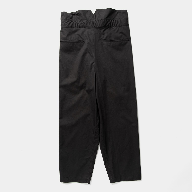 High Density Gabardine Wrap PT / Off Black