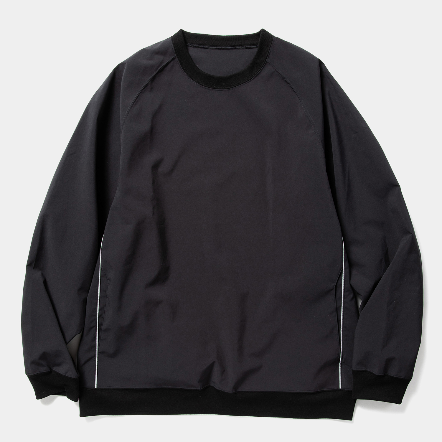Water-repellent Sweat SH / Off Black