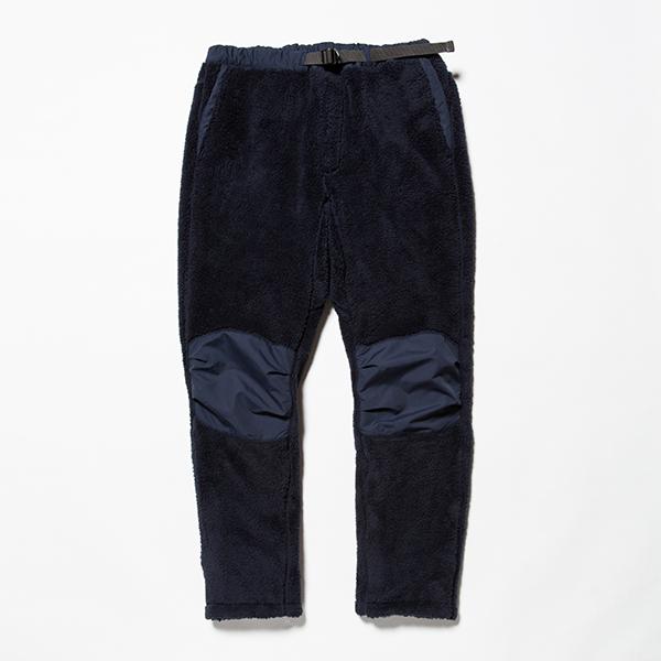 Behavior Fleece Pants Navy