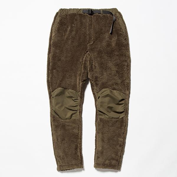 Behavior Fleece Pants Khaki