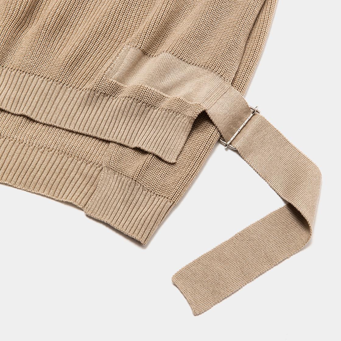 Cupra Knit Vest / Beige