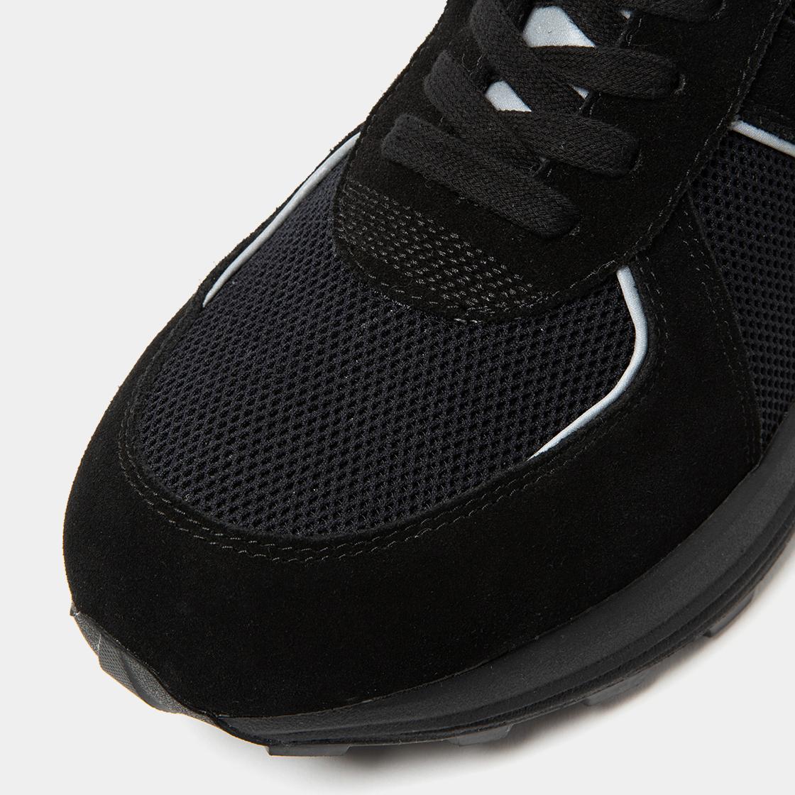 Neutral Runner / Lamp Black
