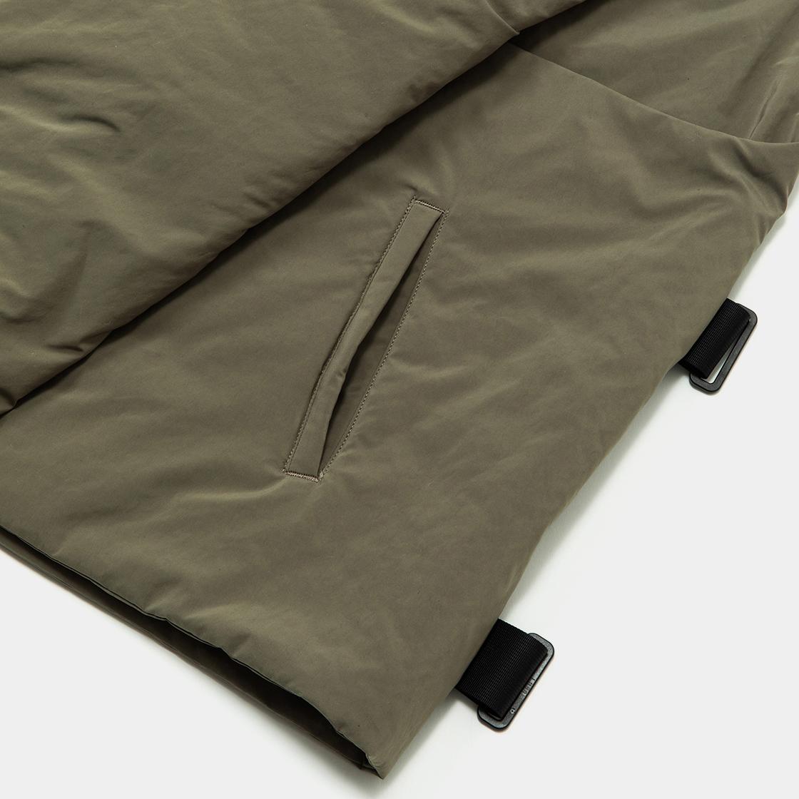 Padding Body Armor Vest / Khaki