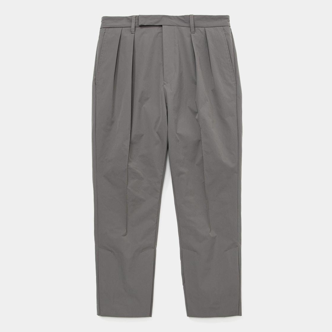 Crisp Blur Trouser / Grey