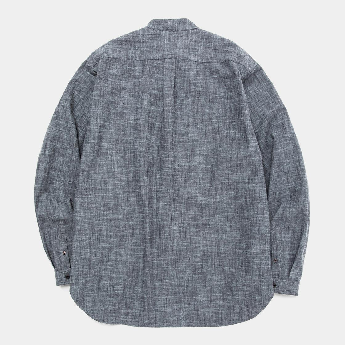 Blur Flannel SH / Cloud